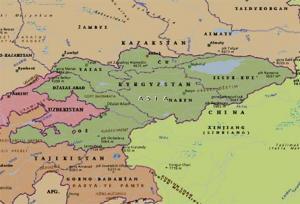Prevrat v Kirgizsku, afgánske narkotiká a USA