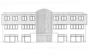 Začala výstavba polyfunkčnej budovy