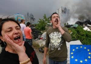 Európska komisia potvrdzuje podporu riešenia problematiky rómskej komunity žijúcej na Slovensku