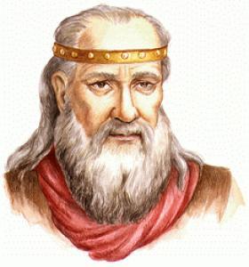 Franský  kupec Samo, kráľ staroslovenský - Potomkovia