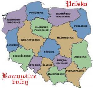 Komunálne voľby aj v Poľsku