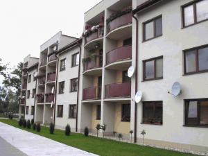 Dotácia na nájomné byty