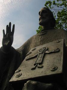 sv. Konštantín a sv. Metod   - METOD -