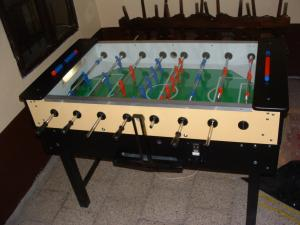 Beckov – Turnaj v stolnom futbale