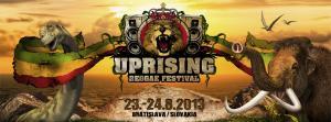 Uprising Reggae festival 2013