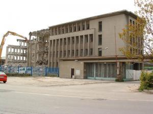 Búranie 2005