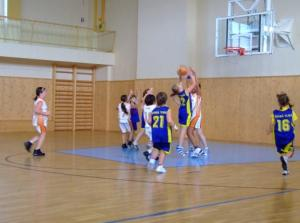 Basketbalistky zo striedavými výsledkami